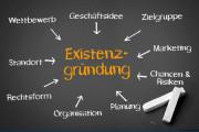 Existenzgründung, Beratung, Unternehmensgründung
